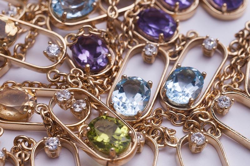 Fotografia pubblicitaria - catalogo D. A. Jewelry (Praga) - Fotografo Genova