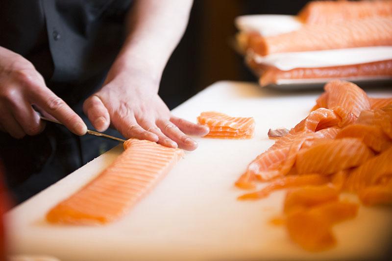 Food Photography Genova - Yume Sushi detail