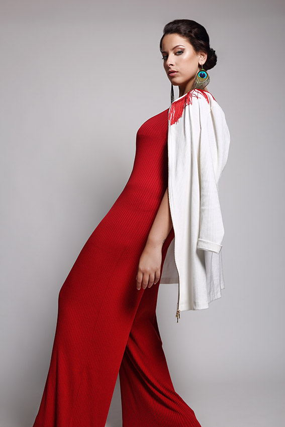 Giulia Accardi, modella per BeautyFull Curvy