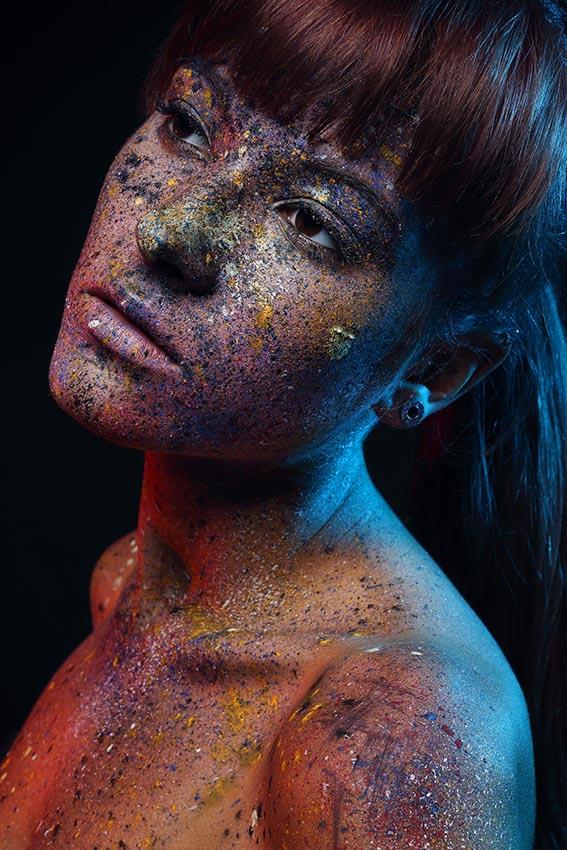 make up di Roberta Larosa - servizi fotografici a Genova