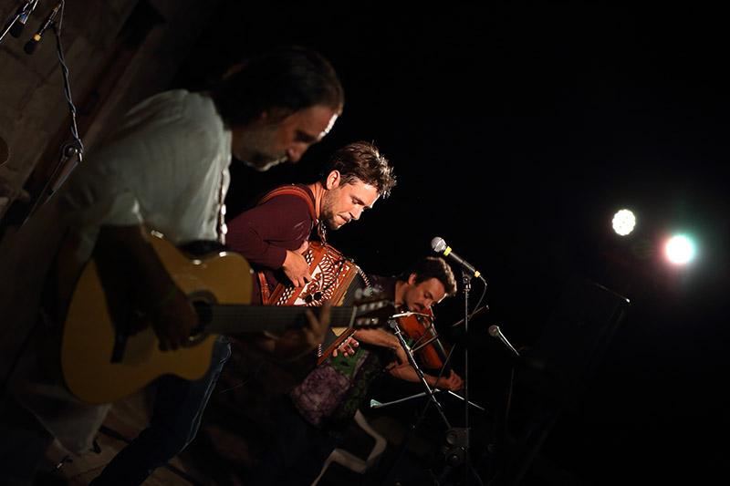 Filippo Gambetta - foto musicisti - Francesca Ricciardi