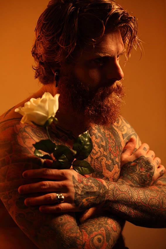 Body Art mostra fotografica - Francesca Ricciardi - fotografo Genova