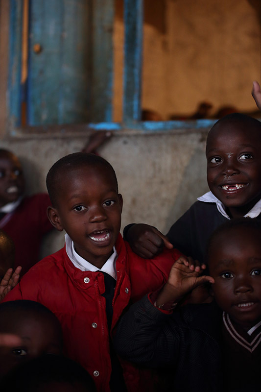Reportage Slum Mathare, Kenya - Francesca Ricciardi Fotografa