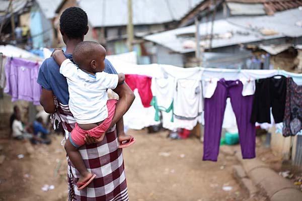 Slum Kenya - Kibera/Mathare - Francesca Ricciardi fotografa (9)